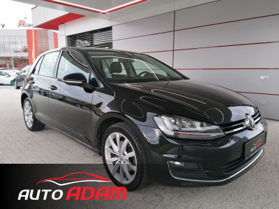 Volkswagen Golf 2.0TDi 110kW Highline BlueMotion