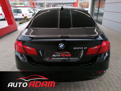 BMW rad 5 520d 8AT 140 kW