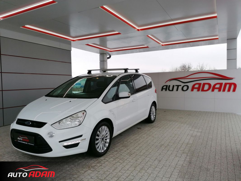 Ford S-MAX 2.0 TDCi Business A/T 103 kW