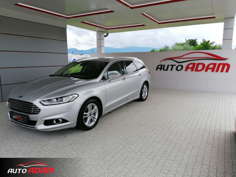 Ford Mondeo Combi 2.0 TDCI Duratorq 110 kW