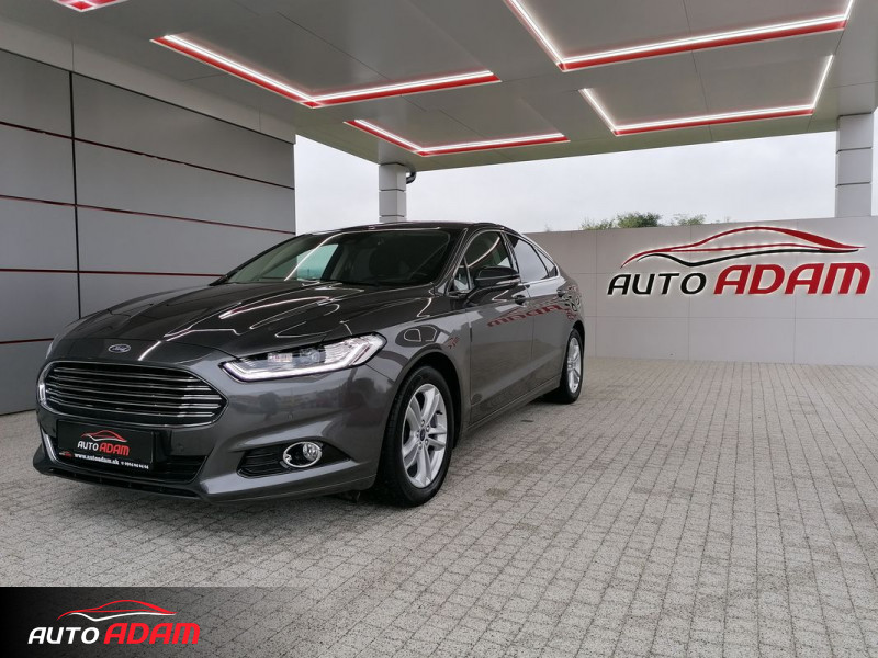 Ford Mondeo IV 2.0 TDCI 110 kw A/T Manager